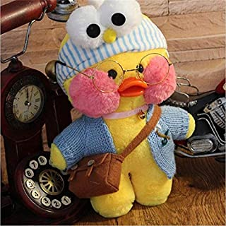 30Cm Korean Netred Hyaluronic Acid Yellow Duck Doll Ducks Lalafanfan Ducks Plush Toys Ducks Dolls Birthday Gift Girls Must Have Tools BFF Gifts My Favourite Superhero Coloring 3 Movie Collection