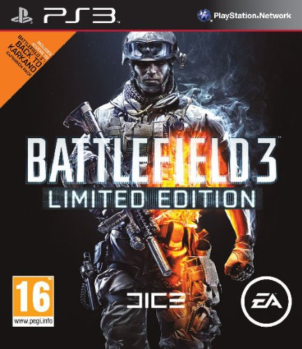 Battlefield 3 - Limited Edition (Sony PS3) [Import UK]