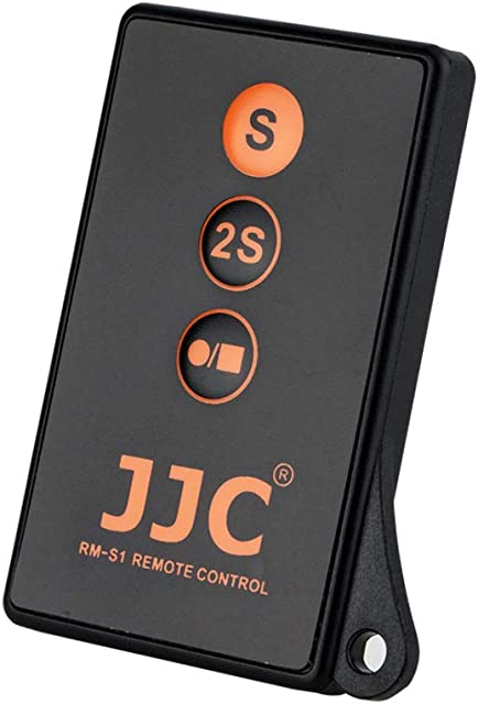 JJC Wireless IR Disparador Remoto Para Alpha NEX A7 Series Kameras Replacement of Sony RMT-DSLR1 & RM-DSLR2