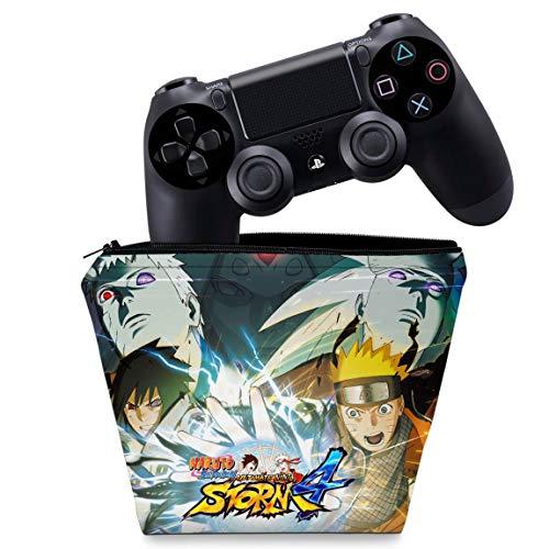Capa PS4 Controle Case - Naruto Shippuden: Ultimate Ninja Storm 4