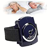 Anti Snoring Device, Vibration Massage Sleeping Aid Wrist Band and Infrared Physical Therapy Sleeping Watch for Good Sleep