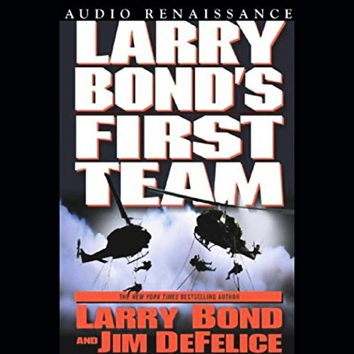 Larry Bond's First Team  By  cover art