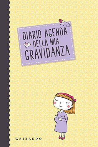 Diario agenda della mia gravidanza