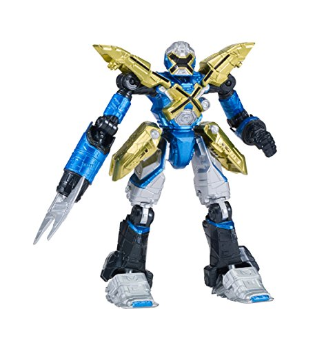 Mech-X4 5' Robot with Plasma Axe Action Figure
