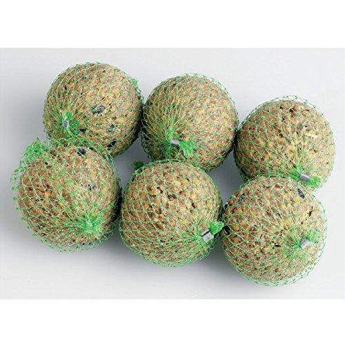 ZOLUX Palle di grasso sacchetto da 6 pezzi - Alimenti uccelli