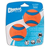 Chuckit! Ultra Ball Medium 1er Pack (2 Bälle)