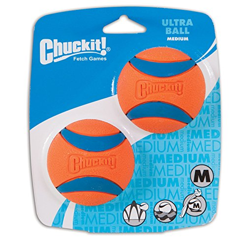 2-Pack Chuckit Ultra Ball Medium 17001 for 4.85