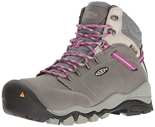 KEEN Utility Women's Canby 6' Alloy Toe Waterproof Work Shoe,...
