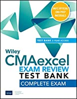Wiley CMAexcel Learning System Exam Review 2021 Test Bank: Complete Exam (2-year access)