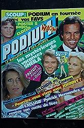 PODIUM HIT 103 SEPTEMBRE 1980 BLONDIE JEANE MANSON PATRICK HERNANDEZ+ POSTERS CLAUDE FRANCOIS SHEILA LIO