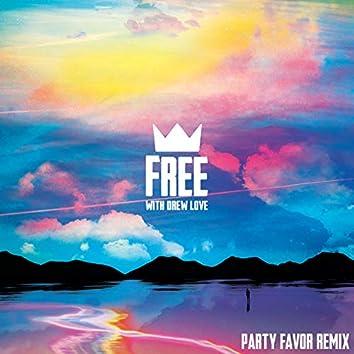Free (Party Favor Remix)