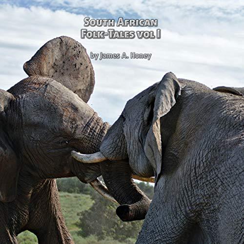 South-African Folk-Tales, Vol. I cover art