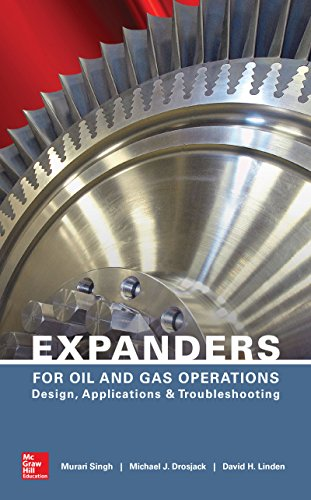 Expanders for Oil and Gas Operations: Design, Applications, and Troubleshooting (English Edition)
