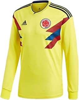 Colombia Home Long Sleeve Jersey [BYELLO]