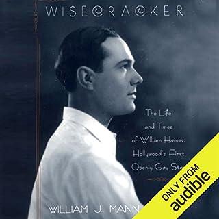 Wisecracker audiobook cover art