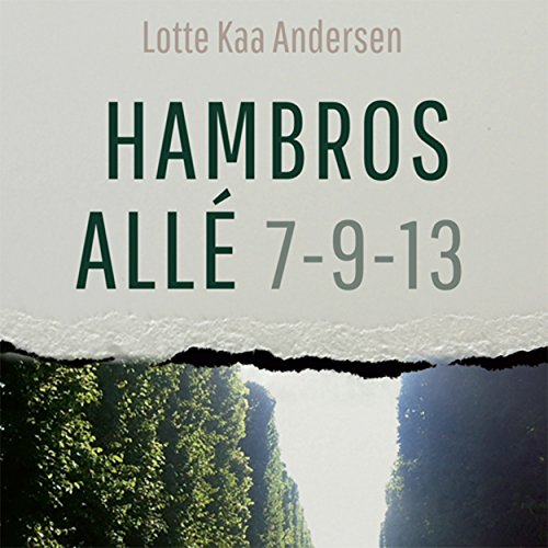 Hambros Allé 7-9-13 audiobook cover art