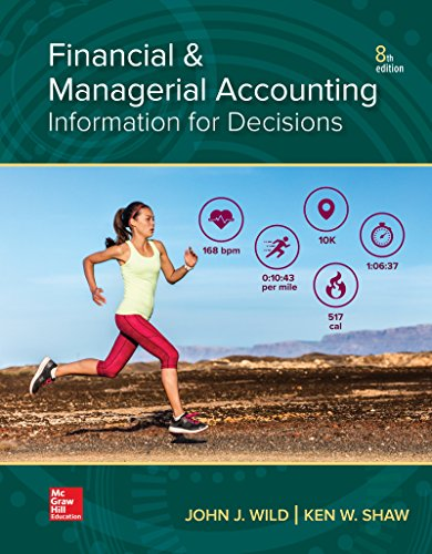 Loose Leaf for Financial and Managerial Accounting