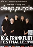 Deep Purple - The Long Googbye, Frankfurt 2018 »