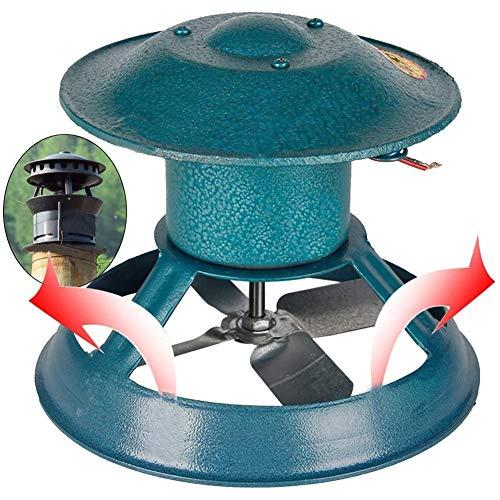 Buitenlucht Extractor, Open haard Schoorsteen Fan, Schoorsteen rookafzuiging