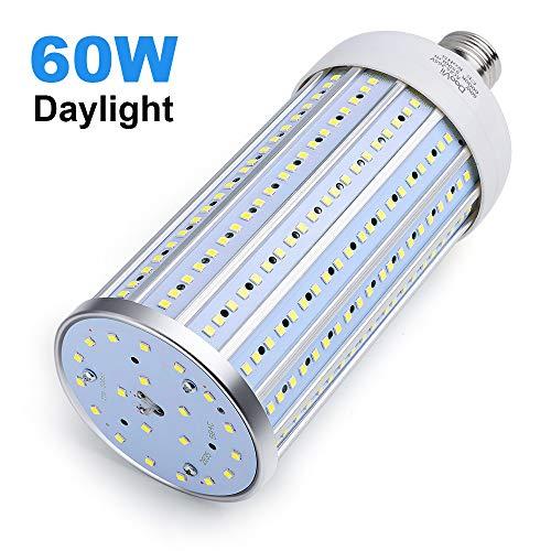 60 Watt LED Corn Light Bulb(500W Equivalent),5500 Lumen...