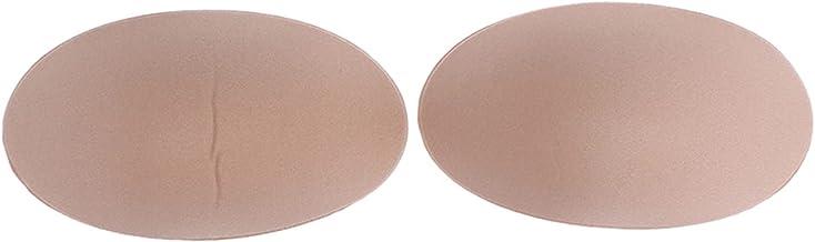 2 Paar Soft Shoulder Pads Foam Siliconen Gewatteerde Schoudervulling Codering Schouder Push Up Pads Adhesive Shoulder Enha...