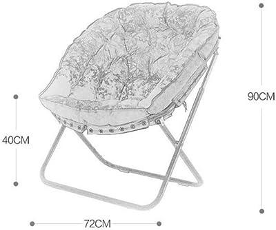 Amazon.com: YXYH 2 piezas puf silla – acolchado de ocio luna ...