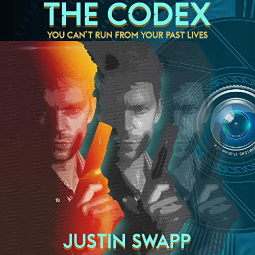 The Codex Audiobook By Justin Swapp cover art