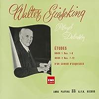 Walter Gieseking - Debussy: Etudes Other [Japan LTD SACD Hybrid] TOGE-12038 by Walter Gieseking (2011-12-07)