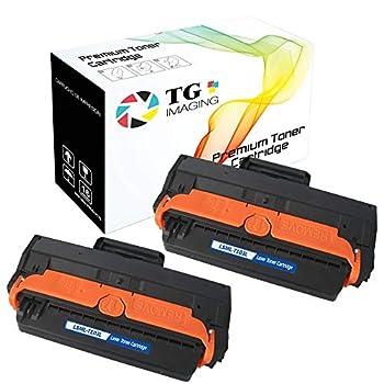 2 Black Pack  TG Imaging Compatible MLTD103L MLT-D103L Toner Cartridge D103L 103L Used for Samsung ML-2950ND 2955ND 2955DW SCX-4729FW 4729FD 4701ND 4728FD 4729FD Printer