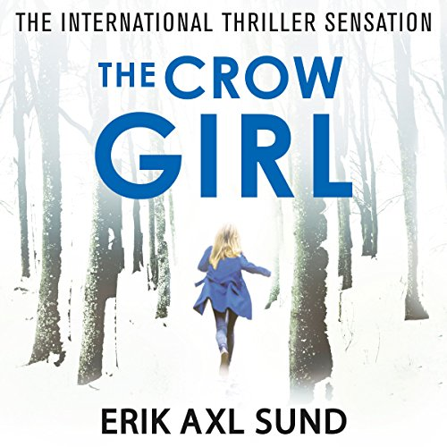 The Crow Girl audiobook cover art