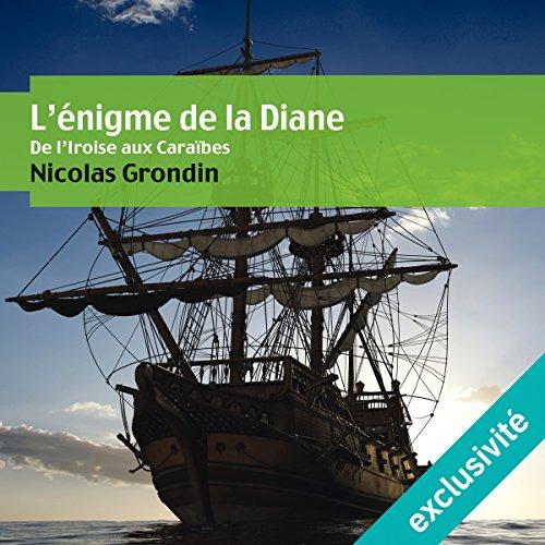 De l'Iroise aux Caraïbes audiobook cover art