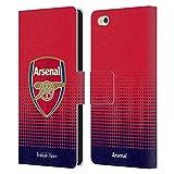 Head Case Designs Arsenal FC Coutume Personnalisé Effacer Graphiques Personnalisées Coque en Cuir...