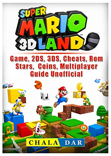 Super Mario 3D Land Game, 2DS, 3DS, Cheats, Rom, Stars, Coins, Multiplayer, Guide Unofficial