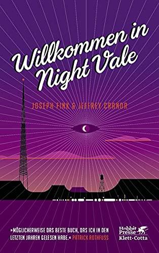 Willkommen in Night Vale » viel Fantasy im Buch von Fink und Cranor