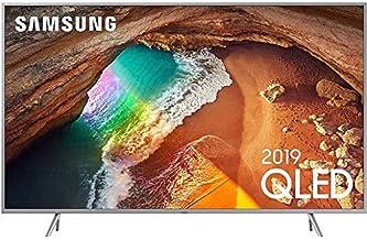 Samsung Q64R 163 cm Silver (65 Zoll) 4K QLED Fernseher GQ65Q64R (Q HDR, Ultra HD, HDR, Twin Tuner, Smart TV) [Energieklasse A+] …