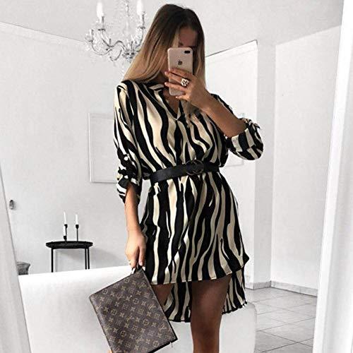 DAIDAILYQ - Golf-Kleider für Damen in F Style, Größe S