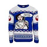 Star Wars Princess Leia Weihnachtspullover