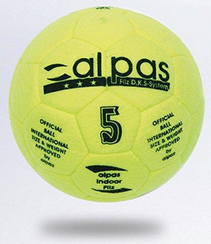 Hallenfußball von Alpas Gr. 5 Filzball
