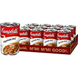Campbell'sCondensed Vegetable Beef Soup, 10.5 Ounce (Pack of 12) (Packaging May Vary)