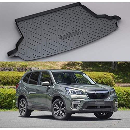 OTBKNB Tapete del Maletero del Coche 3D para Subaru Forester 2009-2017, 2018 2019, Forro para Botas Alfombra Protectora Antideslizante Estera Impermeable de Goma