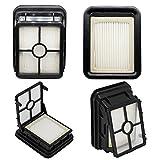 Zoom IMG-1 queta 4 filtri per aspirapolvere