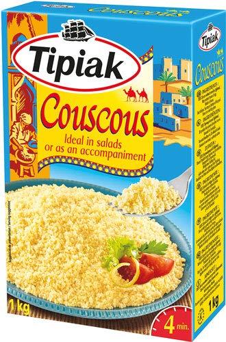 Tipiak Couscous - 6x 1 kg