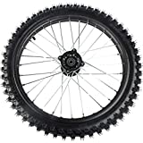 X-PRO 19' Front Wheel Rim Tire Assembly for Dirt Bikes