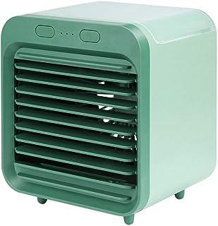 Mini Ventilatore di Raffreddamento da Tavolo per Aria Condizionata per Uso Esterno in Estate YUHQW Condizionatore dAria Portatile Ricaricabile con Raffreddamento Ad Acqua
