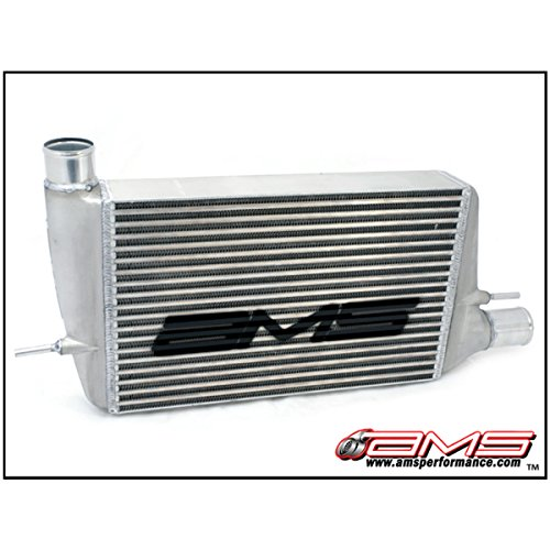 AMS 2008-2015 Mitsubishi EVO X 10 Front Mount Intercooler Kit with Stencil