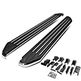 Replacement for Acura MDX YD2 Pair of 6 inches Aluminum Side Step Nerf Bar Running Board
