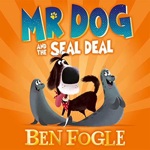 Mr Dog and the Seal Deal cover art