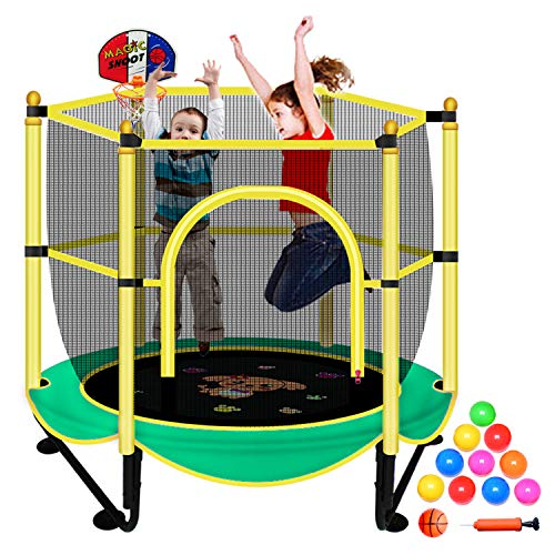 Asee'm Indoor and Outdoor Trampoline