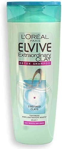 L'Oréal Paris Elvive Extraordinary Clay Shampoo 325ml