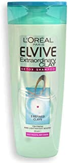 L'Oréal Paris Elvive Extraordinary Clay Shampoo 325ml